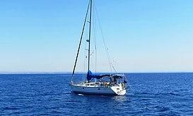 Charter 37' Janneau Cruising Monohull At Zygi