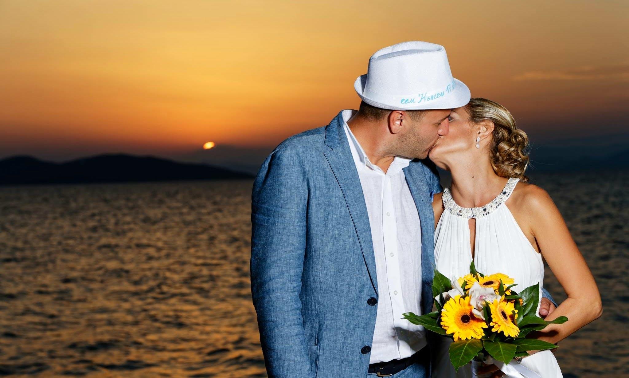 Wedding Cruise with Eirinikos Glassbottom