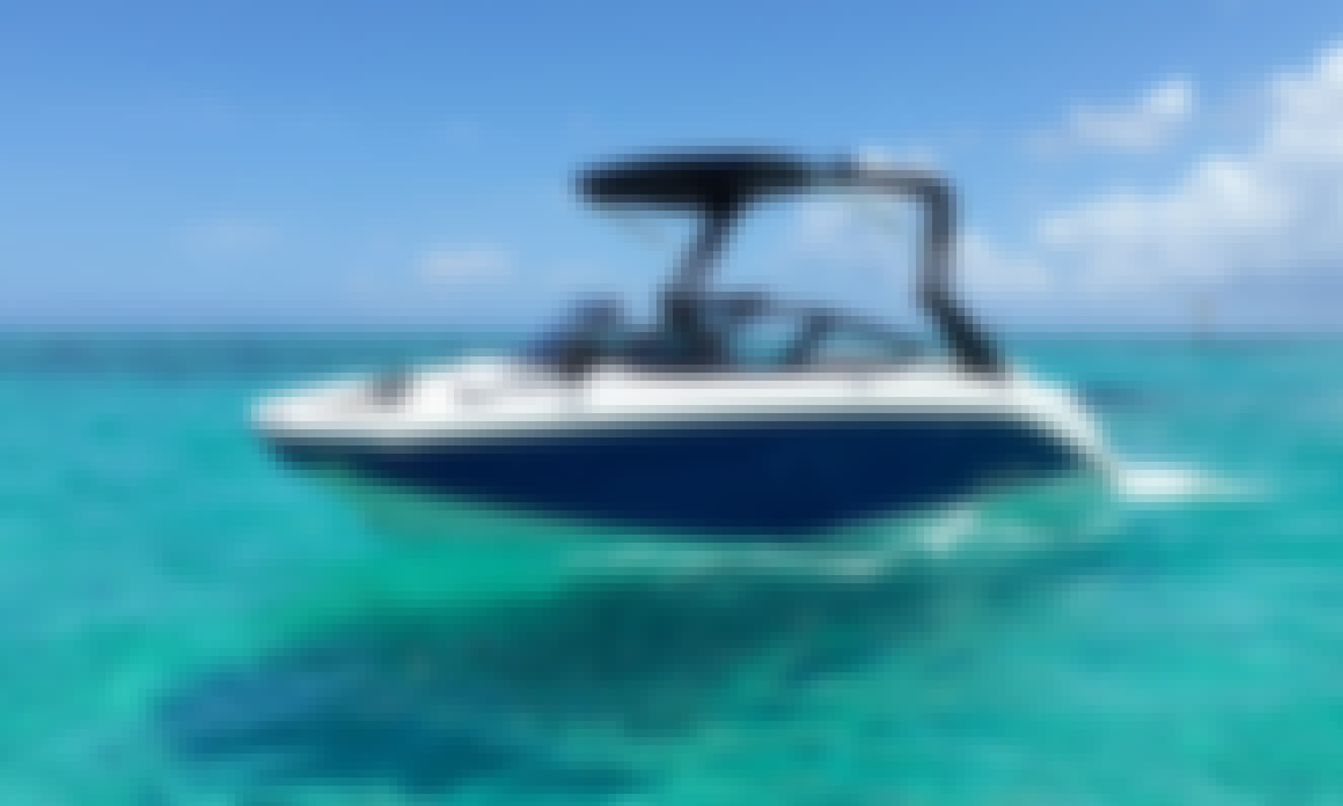 Private boat Tours in Thaiti for up to 5 People