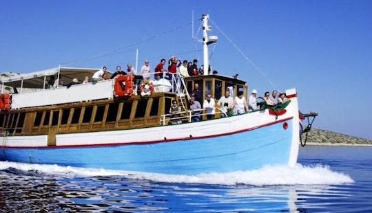 Passenger Boat Trips In Vodice