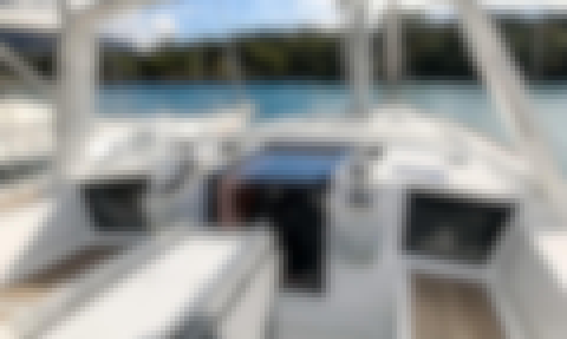 Charter 45' Beneteau Oceanis - Foxtrot Cruising Monohull in Muo, Montenegro