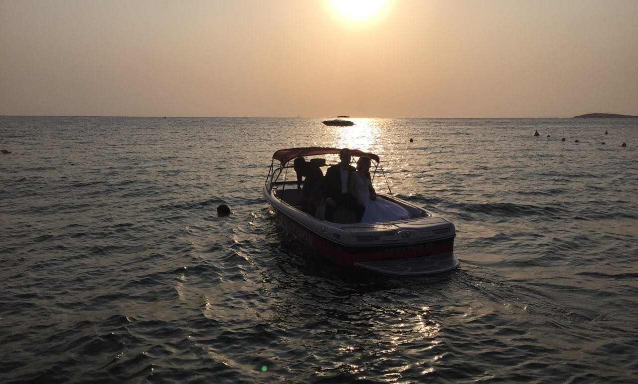 Charter a Dinghy for 5 People in Vouliagmeni, Greece