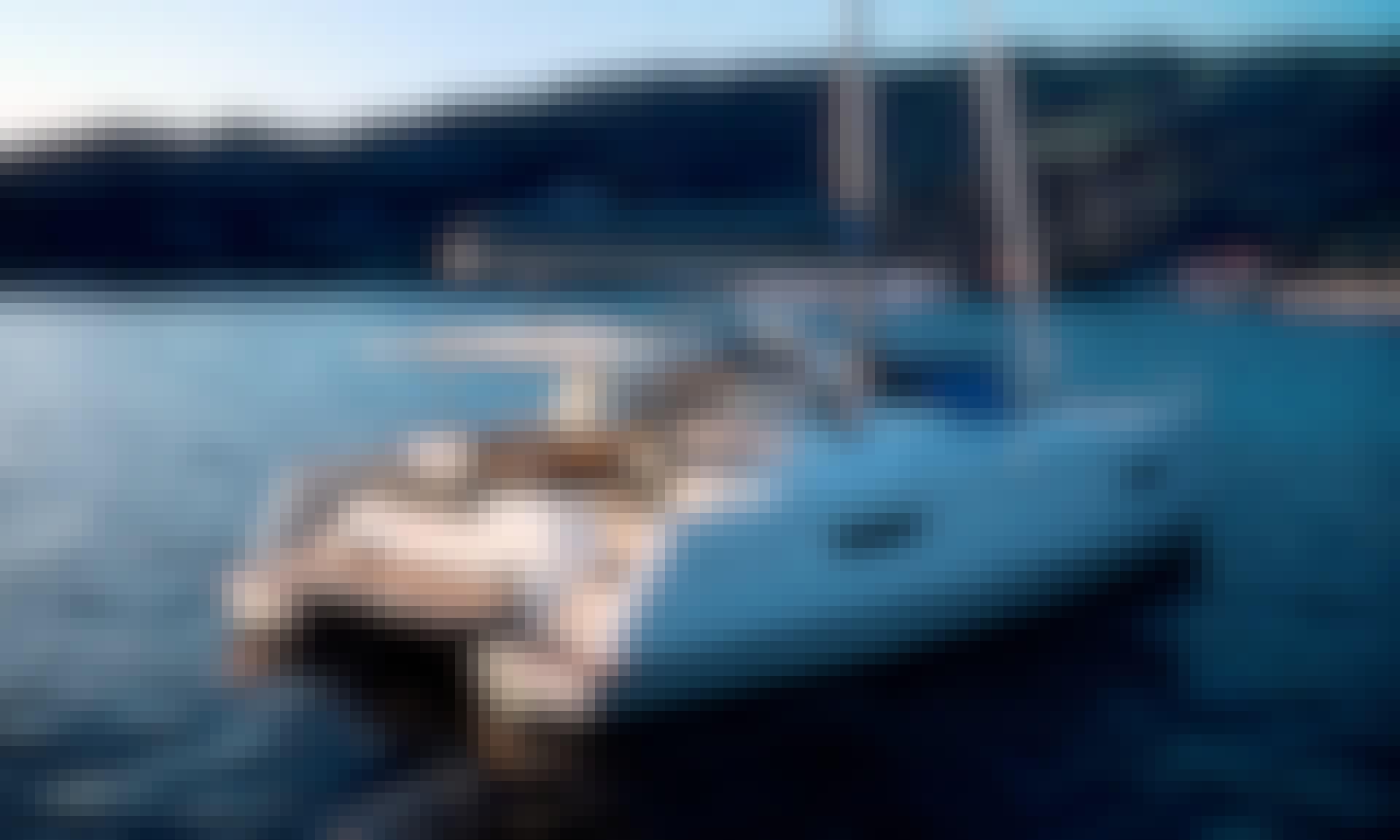 Charter 42' Fountaine Pajot - Wave Cruising Catamaran in Slano, Croatia