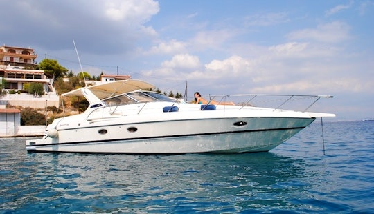 Rent A Luxury Yacht For You And 9 Guests In Vouliagmeni, Greece