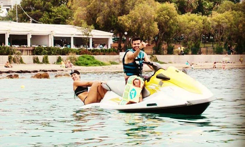 Rent a Jet Ski in Vouliagmeni, Greece