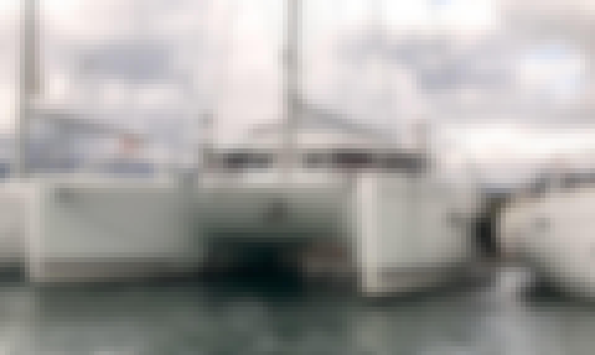 Charter 44' Fountaine Pajot - Clione Cruising Catamaran in Muo, Montenegro