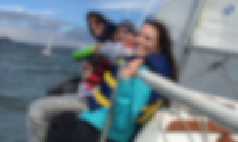 Rent 25' Catalina Cruising Monohull In Berkeley, California