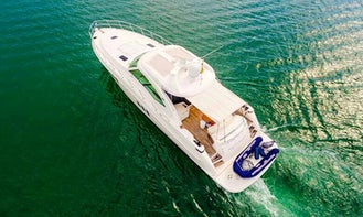 Sea Ray 38 Motor Yacht Charter for 12 People in Cartagena, Colombia