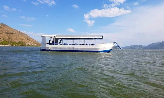 Enjoy Vranjina, Bar Montenegro On A Passenger Boat