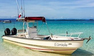 Enjoy Fishing On 27 Polar Center Console In Panamá, Panamá
