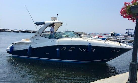 Charter 33' Sea Ray Sundancer Motor Yacht In Burgas, Bulgaria