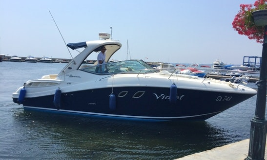 Charter 33' Sea Ray Sundancer Motor Yacht In Burgas, Bulgaria