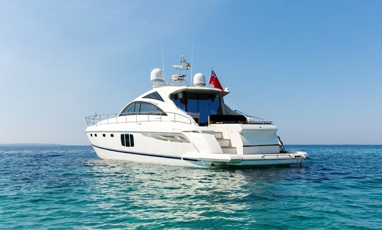 Fairline Targa 64 Charter In Ibiza & Formentera