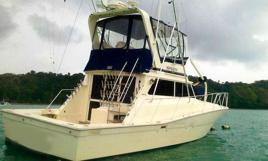 Sport Fishing Charter In Costa Rica