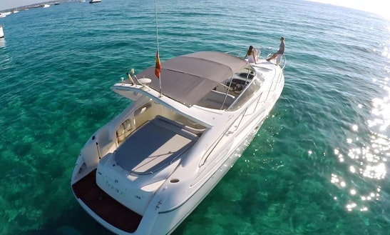 Cranchi Endurance 39 Motor Yacht Rental In Eivissa