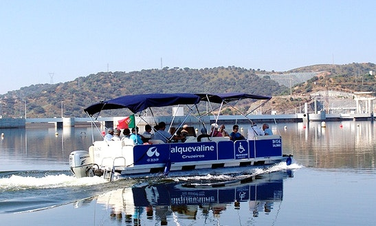 Charter A Pontoon In Moura, Portugal