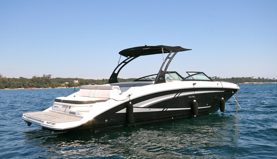SeaRay 270 Sundeck Based Near Cannes