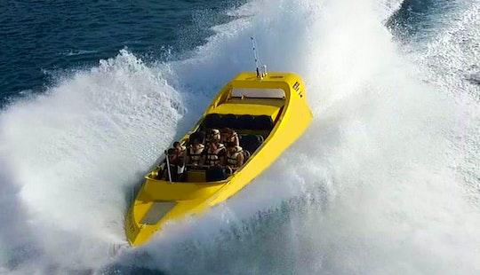 Jet Boat Tours In Sant Josep De Sa Talaia, Spain