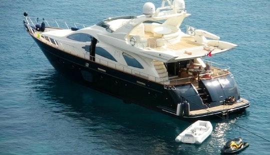Power Mega Yacht Rental In Cascais E Estoril