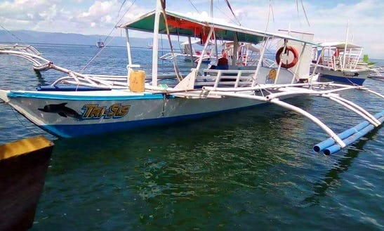 Passenger Boat Rental In Bais City