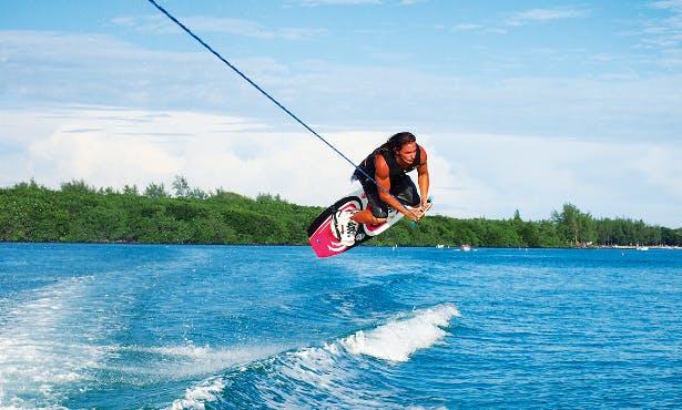 Enjoy Wakeboarding in Marin, Martinique