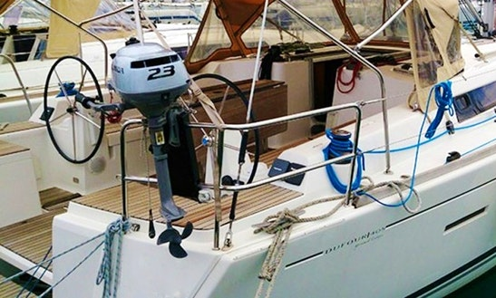 Sailing Charter On 40ft