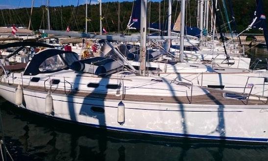 Sailing Charter On 41ft