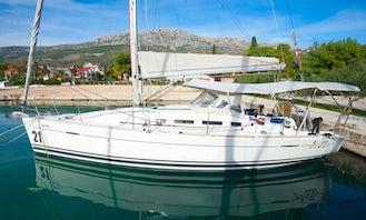 Charter Beneteau First 35 Crusing Monohull in Zagreba, Croatia