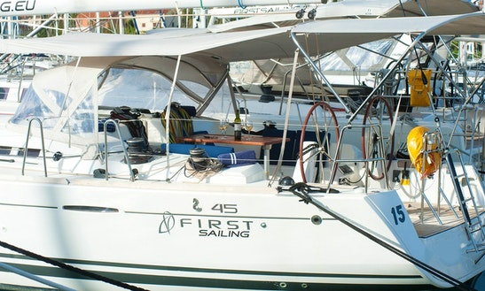 Charter First 45 Crusing Monohull In Zagreba, Croatia