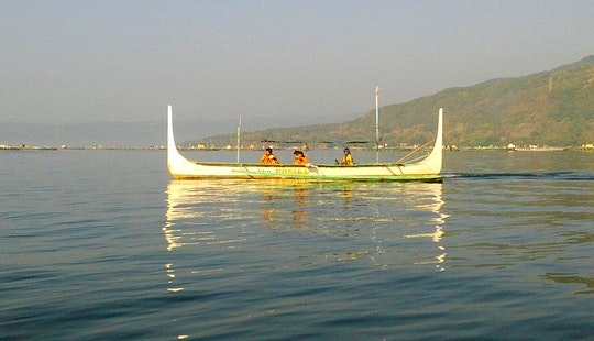 Charter A Traditional Boat Led By Local Guide In Manila, Philippines