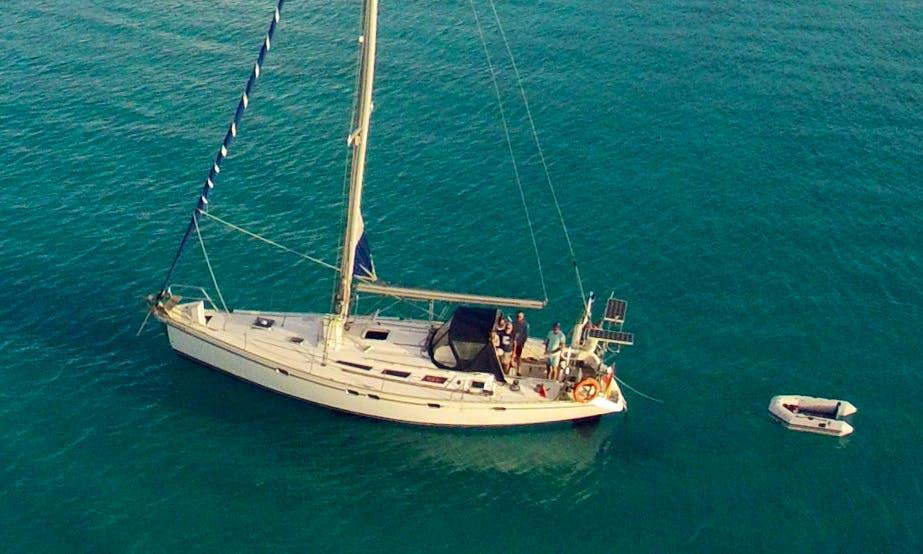 Jeanneau Sun Odyssey Cruising Monohull Rental in Sant Jordi de ses Salines