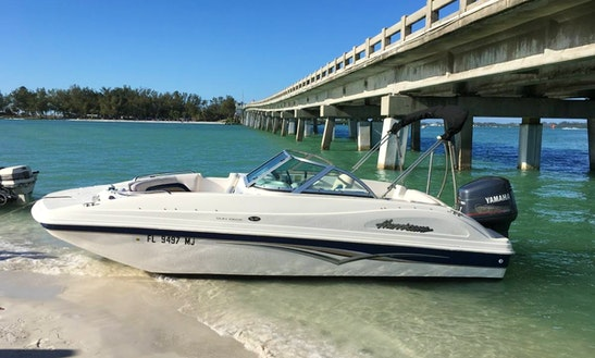 Deck Boat Rental In Bradenton
