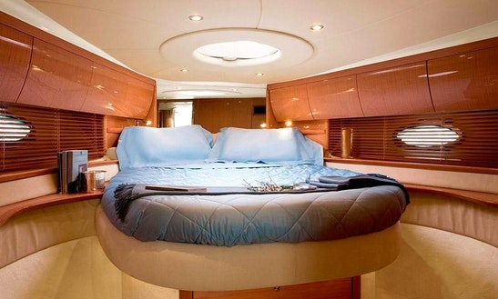 Motor Yacht Sleep Aboard Rental In Portimão