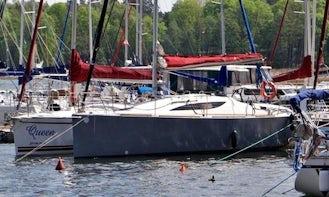 Charter 29' Nautiner Cruising Monohull in Warszawa, Poland