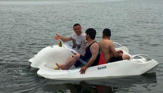 Rent A Paddle Boat In Muğla, Turkey