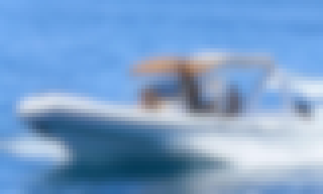 26' Sacs Dream Luxe RIB Rental In Santa Eulària des Riu, Spain