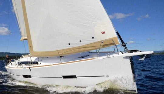 Venture The Sea Aboard A Brandnew Sailboat!