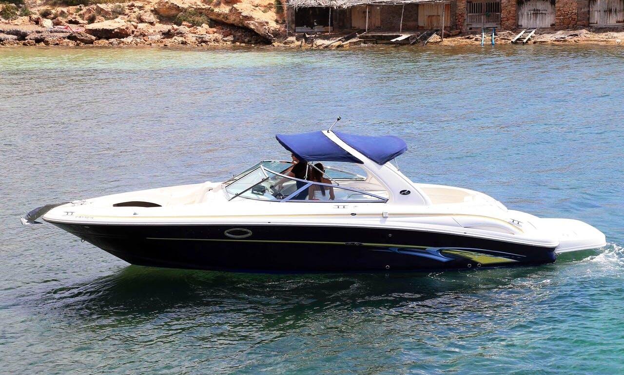 "Charter 32ft ""Summer Lucky"" Bowrider In Santa Eulària des Riu, Spain"