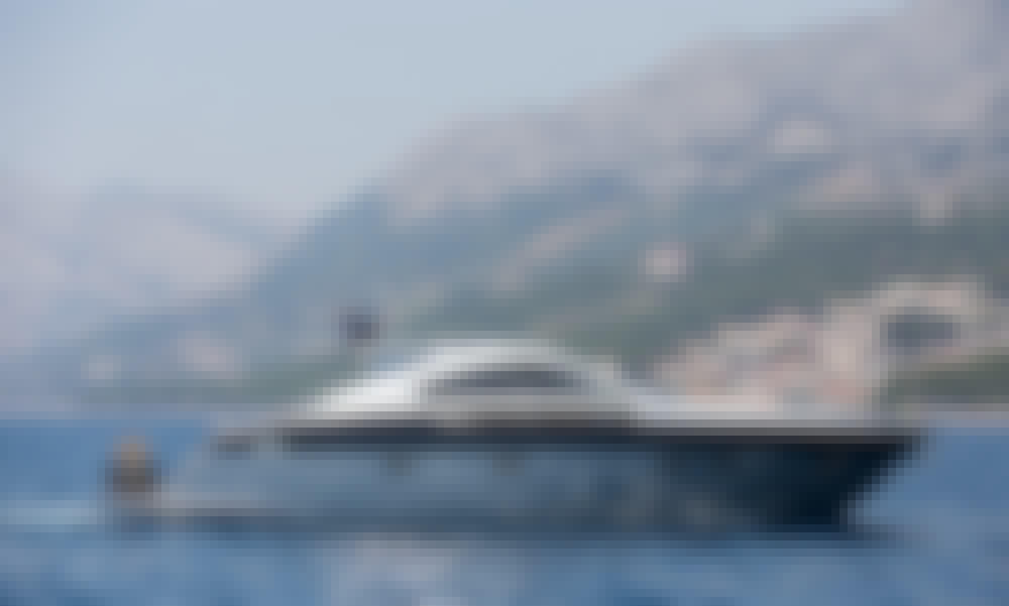 Motor Yacht Charter - PearlSea 56 Coupe - in Baška Voda, Split, Zadar, Dalmatia
