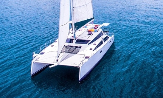 Sailing Trip For 20 People In Thailand Onboard A 38' Catamaran!