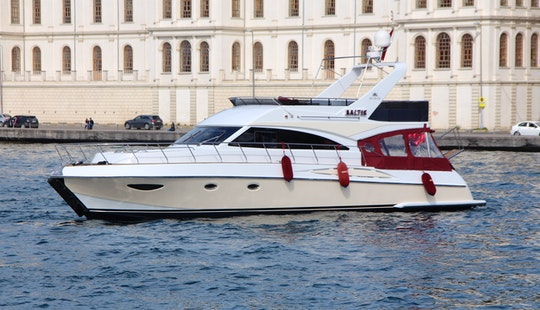 See The Beauty Of İstanbul, Turkey On A Motor Yacht