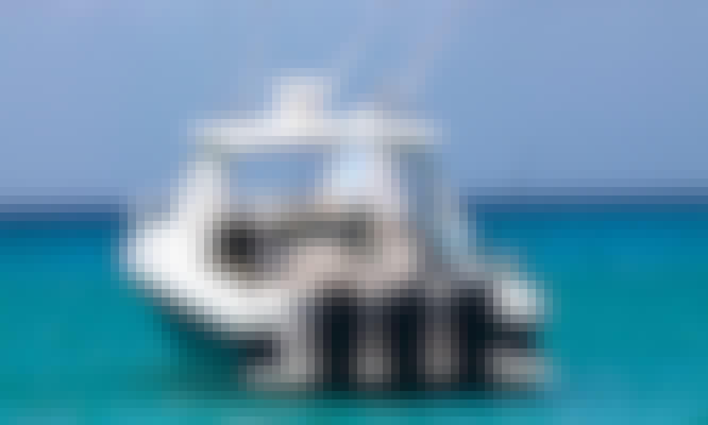 Motor Yacht rental in Gustavia