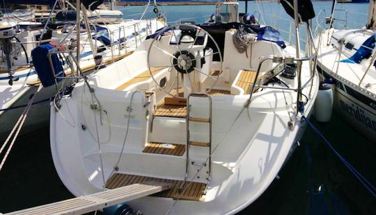 Charter Jeanneau Sun Odyssey 36.2 Cruising Monohull In Zadar, Croatia