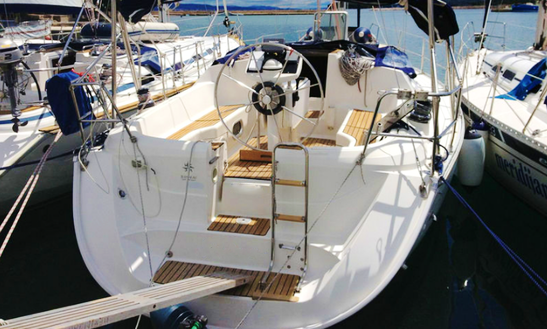Charter 36' Sun Odyssey Cruising Monohull In Zadar, Croatia