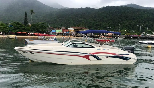 An Amazing Charter Experience In Rio De Janeiro, Brazil On 12 People Bowrider
