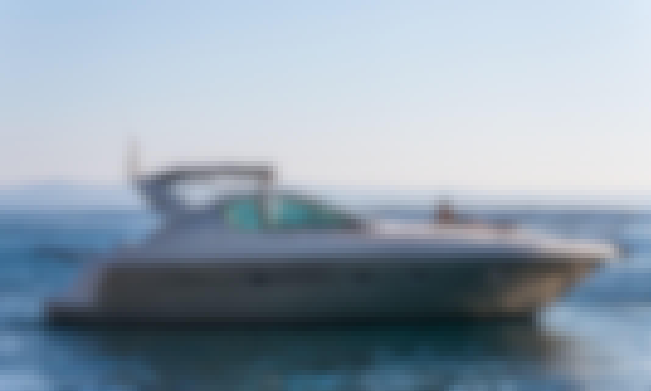 Motor Yacht Charter - Pearlsea 36 Open - in Baška Voda, Split, Dalmatia