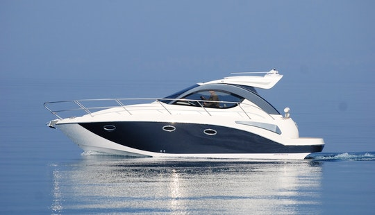 Motor Yacht Charter - Pearlsea 31 Ht -  In Baška Voda, Split, Dalmatia
