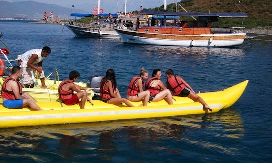 Enjoy Tubing In Fethiye, Turkey