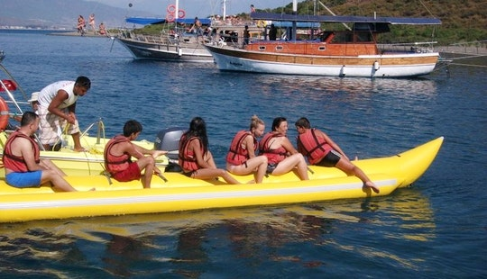 Banana Boat Adventure For Groups In Fethiye, Turkey