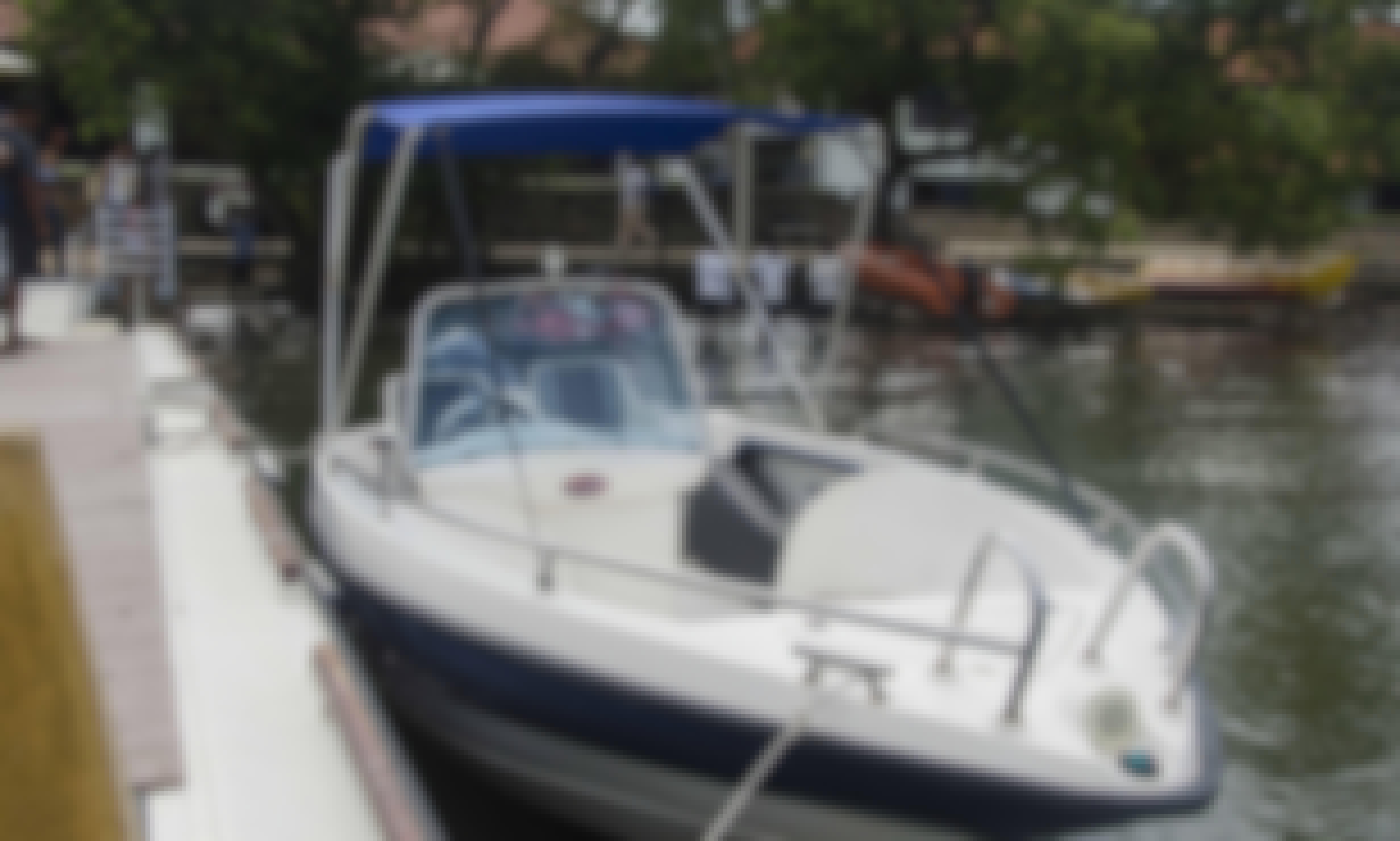 Bayliner Capri Bowrider Rental in Negombo